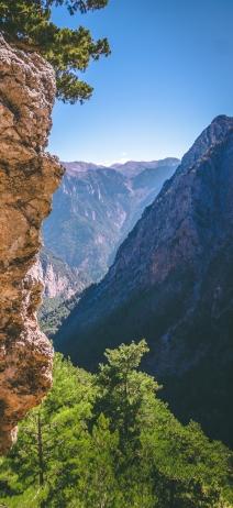 Gorge of Samaria